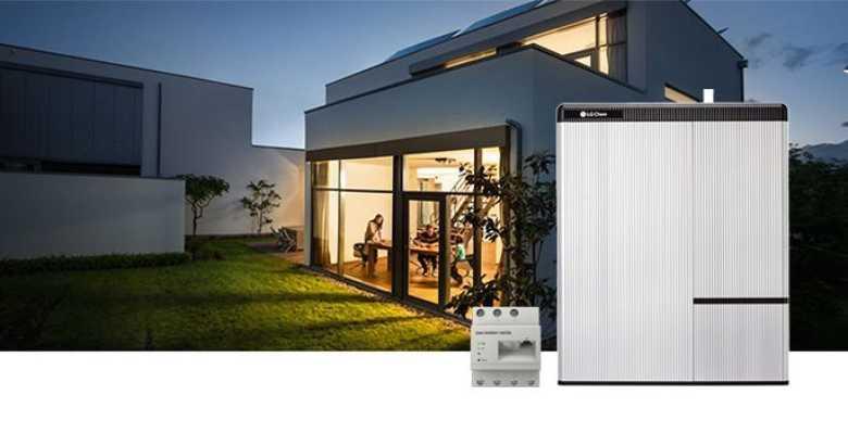 LG Chem RESU thuisbatterij